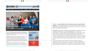 Cogliate: Novavision Group, da oggi un defibrillatore in azienda