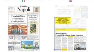 We talk about ERA on La Repubblica