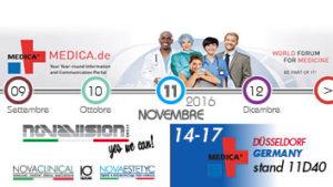 Novavision a MEDICA – DÜSSELDORF – GERMANY 2016