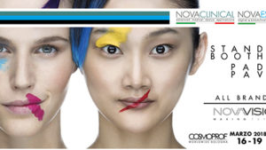 NOVAVISION come back to COSMOPROF 2018